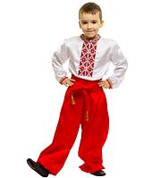 Детский карнавальный костюм Украинца,Козака для мальчика