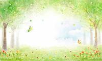 """Детские Фотообои """"Волшебный лес"""" , фото 1"""