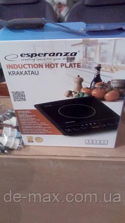 Плита индукционная  Esperanza