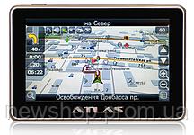 GPS навигатор Atlas E4