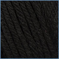 Пряжа для вязания Valencia Fiesta, 620 (Black) цвет