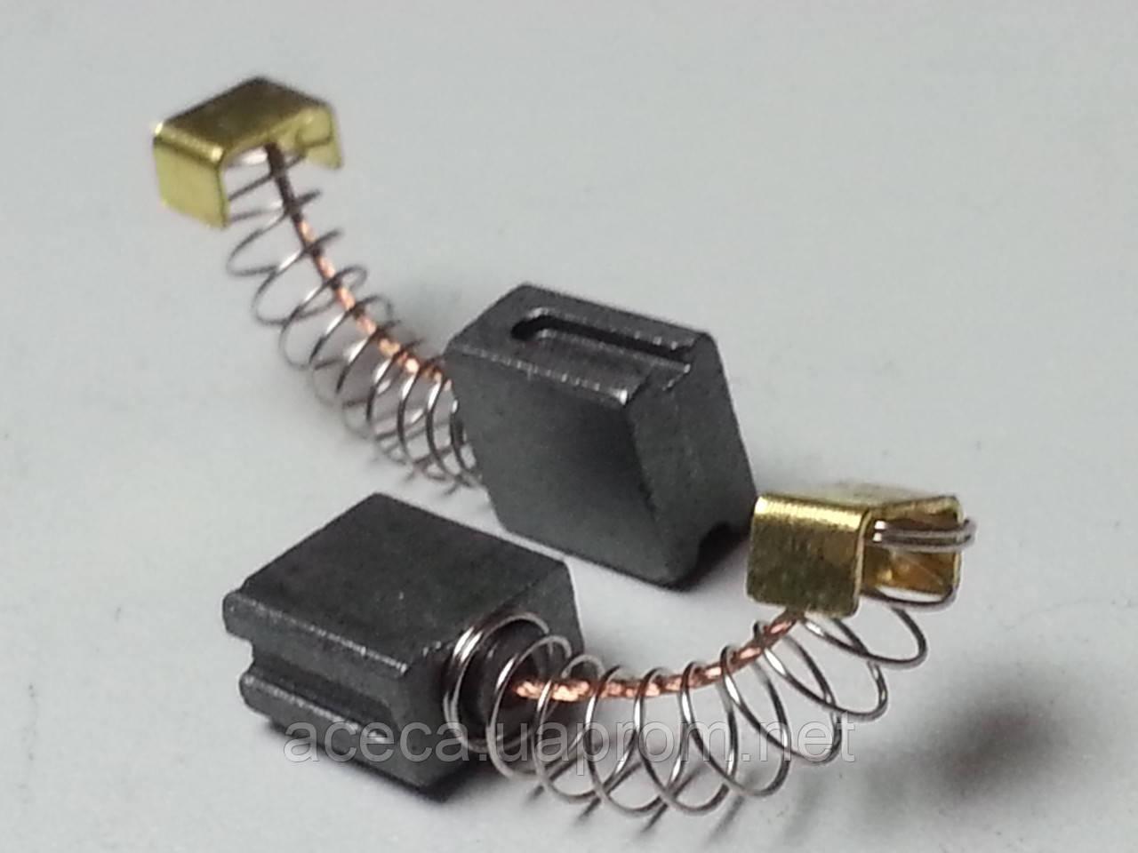Щетка графитовая к электроинструменту (6*10*11)