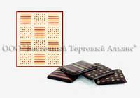 Формы для шоколада с переводным рисунком Modecor — Квадрат №2 32423