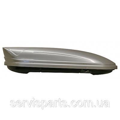 Автобокс (багажник) на дах Menabo Mania 400, фото 2