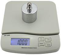 SF-550 весы электронные кухонные бытовые на батарейках HZT /802
