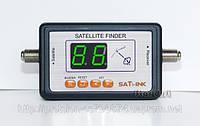 Измеритель уровня сигнала спутника