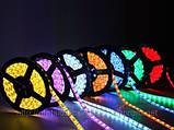 Светодиодная лента RGB с пультом и контроллером + БП, фото 4