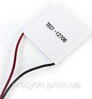 Модуль Пельтье  TEC1-12706T