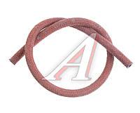 Шланг бачка к глав. торм. цилиндру ВАЗ 2101-2121 гибкий (красный 0.6м) (пр-во БРТ,Россия)
