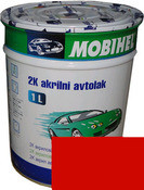 Автоэмаль Mobihel MAZDA SQ 1л акрил.