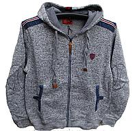 Мужская куртка на флисе 48-56р