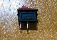 Переключатель KCD1-101 6A 250v