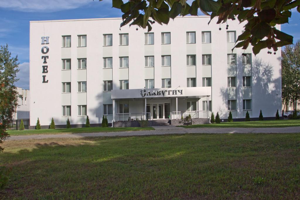"""отель """"Славутич"""". г. Славутич"""