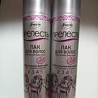 Лак для волос Прелесть 5 Сверхсильная фиксация 200 мл