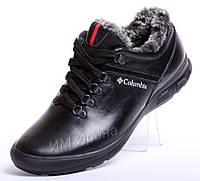 Кроссовки кожаные зимние Columbia Winter Ranger
