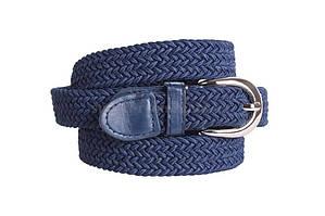 Синий ремень резинка