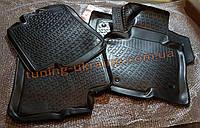 Коврики в салон полиуретановые LadaLoker 4шт. для Chevrolet Rezzo 2004-2008
