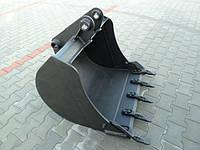 Ковш 900 мм  на экскаватор погрузчик