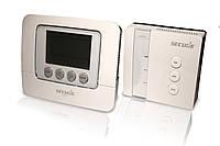 Термостат с таймером на 7 дней c реле для котла — SEC_SCS318