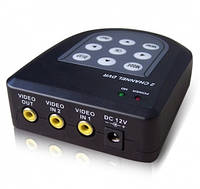 Портативный 2х канальный видеорегистратор Mini DVR-214A