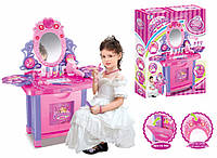 008-60 Детский игровой набор «Трюмо с аксессуарами» для маленьких принцесс