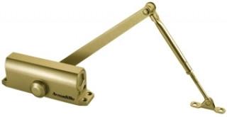 Доводчик дверной Armadillo LY3 65 кг (золото) морозостойкий