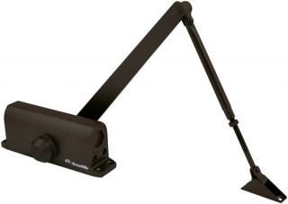 Доводчик дверной Armadillo LY5 120 кг (коричневый) морозостойкий
