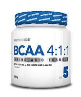 Аминокислоты (БЦАА) Nutricore BCAA 4:1:1 (500 грамм.)