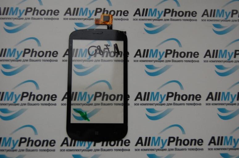 Сенсорный экран для Lenovo A780 Black
