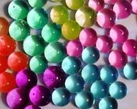Орбиз шарики растушки Orbiz разноцветные  1 кг