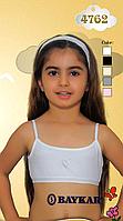 Топик трикотажный для девочки TM Baykar, Турция оптом. Размер 4 (134-140  см) осталась 1шт