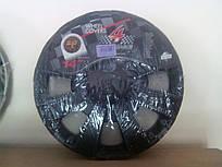 Колпаки колесные 14 Дакар черные STAR