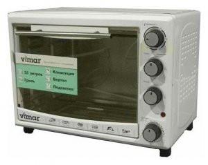 Духовка электрическая VIMAR VEO - 3522 на 35 литров , гриль + конвекция + пдсветка