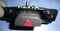 Кнопка аварийки 06-FordFiesta 2002-20094M5T13A350AC