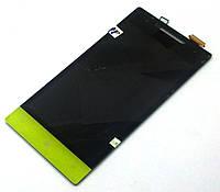 Дисплейный модуль для HTC Windows Phone 8S Domino A620e (green) Качество