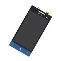 Дисплейный модуль для HTC Windows Phone 8S Domino A620e (Blue) Качество