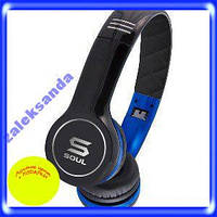 Наушники - Гарнитура (микрофон) Soul SL100
