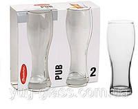 """Набір бокалів для пива 500 мл """"Pub 41792"""" 2 шт."""