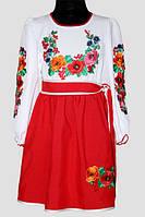 Вишите плаття для дівчинки: Подолянка Діана