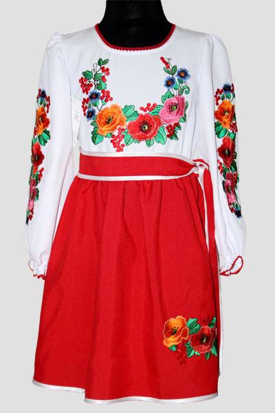 Вишите плаття для дівчинки  Подолянка Діана - Nikashop в Киеве 5a231aac92976