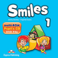 Smiles 1 multi-ROM (Pupil's Audio CD / DVD Video PAL)