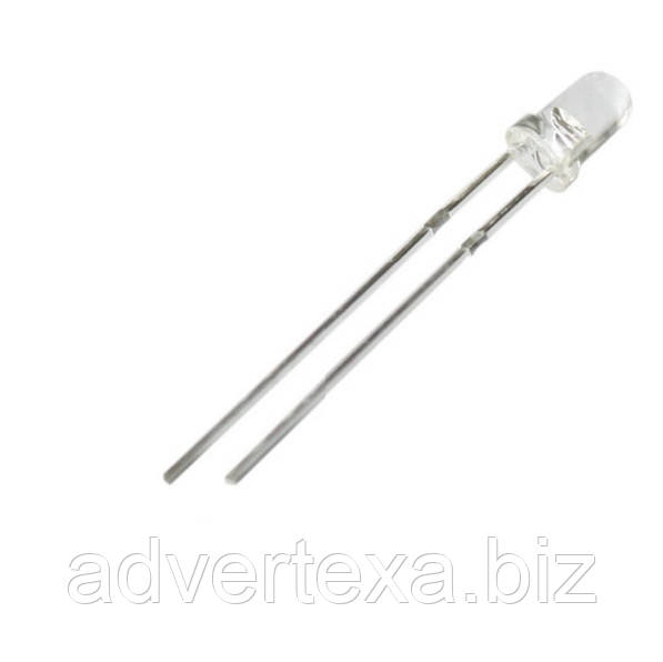 Инфракрасный светодиод  5мм. 940nm SX-F5-5MM-IR