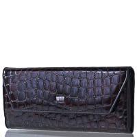 Женский кошелек WANLIMA W81042670166 темно-коричневый