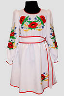 Вишите плаття для дівчинки: Подолянка Тамара 116