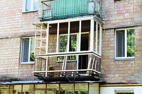 Балкон под ключ - особенности ремонта в панельных домах.