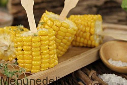 Кукуруза для гриля