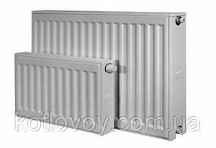 Стальные радиаторы Kermi (Керми) 11, 400х1600, FKO (с боковое подключение и внутренняя резьба ½″), белый, фото 3