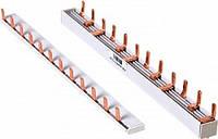 Шина соединительная е.bc.stand.1.12.63, 1п., 63 А, 12 модулей, фото 1
