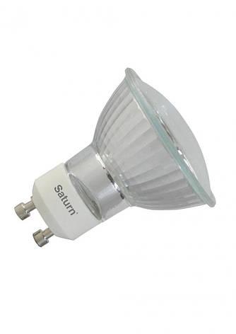 Лампочка SATURN LED 4W ST-LL53.03GU10 CW, фото 2