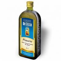 Оливкова олія De Cecco Piacere Extra Virgin, 1л